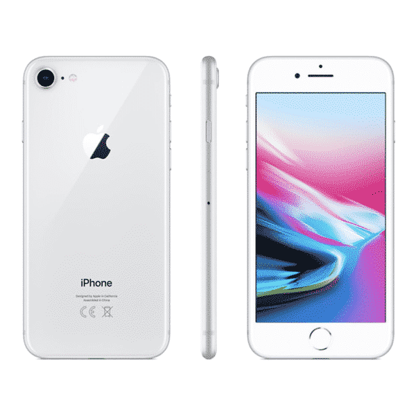 Apple iPhone 8 64 Go - Argent - Reconditionné à Neuf Garantie 1 an en Stock | Trocadéro