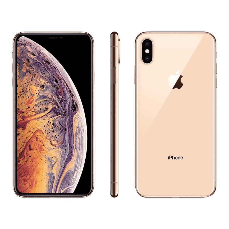 Apple iPhone Xs Max Gold Reconditionné McPrice Paris Trocadéro