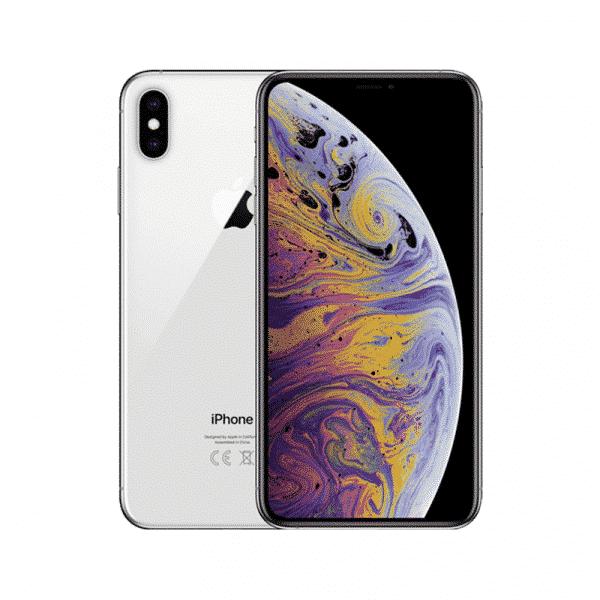 Apple iPhone Xs Max Argent Reconditionné McPrice Paris Trocadéro