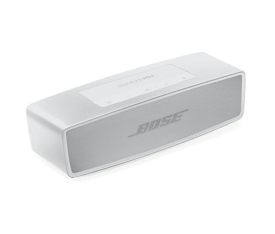 Enceinte sans fil Bose SoundLink Mini II Spécial Édition - Argent v2