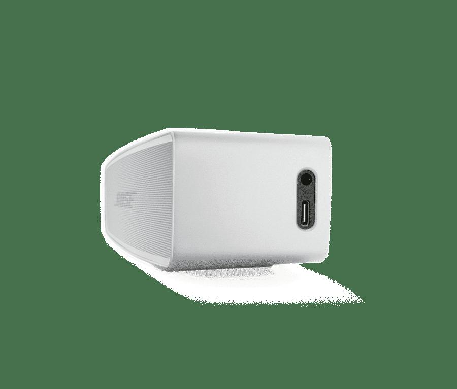 Enceinte sans fil Bose SoundLink Mini II Spécial Édition - Argent v4