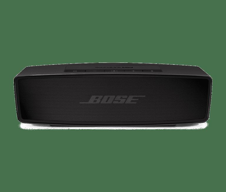 Enceinte sans fil Bose SoundLink Mini II Spécial Édition - Noir