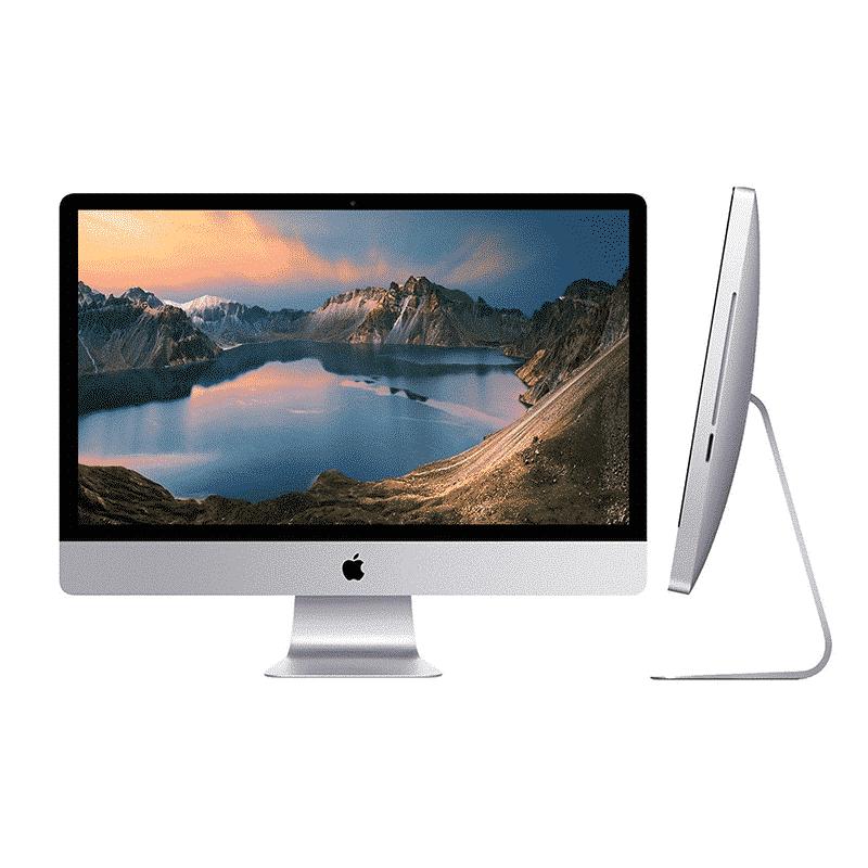 Reconditionnés Apple iMac 21 Pouces Quadricoeur i5 2,5GHz/4Go/500Go HDD/SuperDrive   McPrice Paris Trocadero