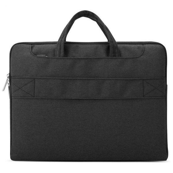 Sacoche POFOKO, Pour MacBook Pro : Air Retina 13 Pouces – Noir | Accessoires Garantie 1 an | McPrice Paris Trocadéro v2