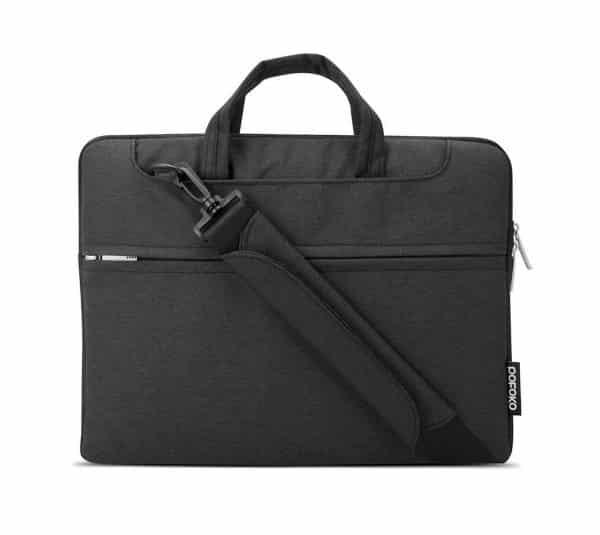 Sacoche-POFOKO,-Pour-MacBook-Pro---Air-Retina-13-Pouces-–-Noir-_-Accessoires-Garantie-1-an-_-McPrice-Paris-Trocadéro