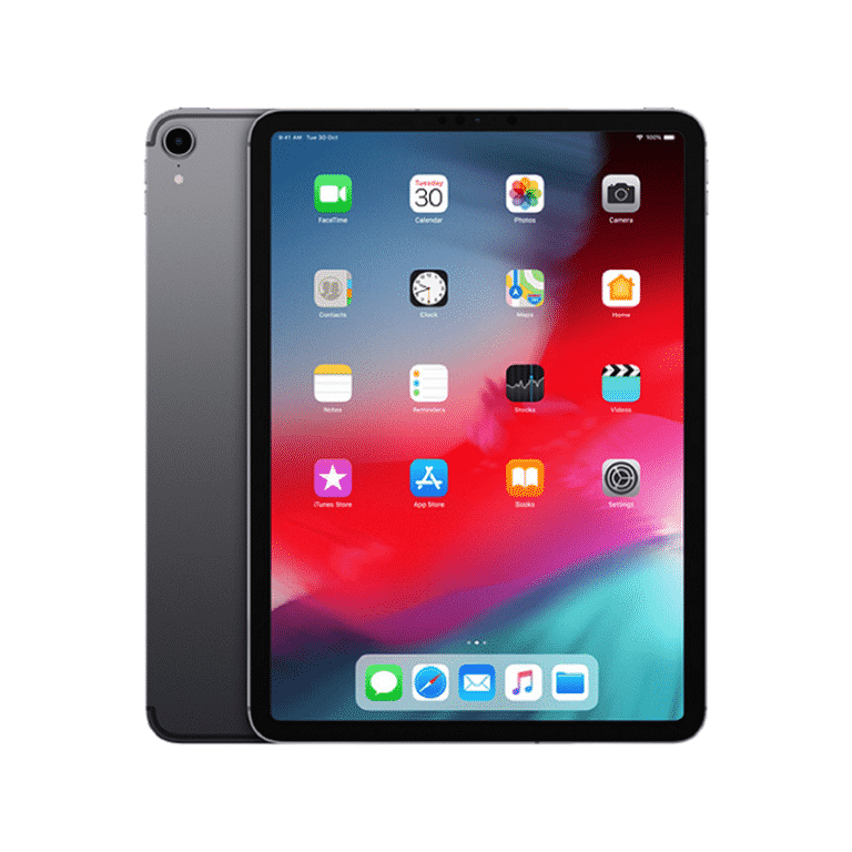 Apple Reconditionné iPad Pro 2019 Space Grey   McPrice Paris Trocadéro