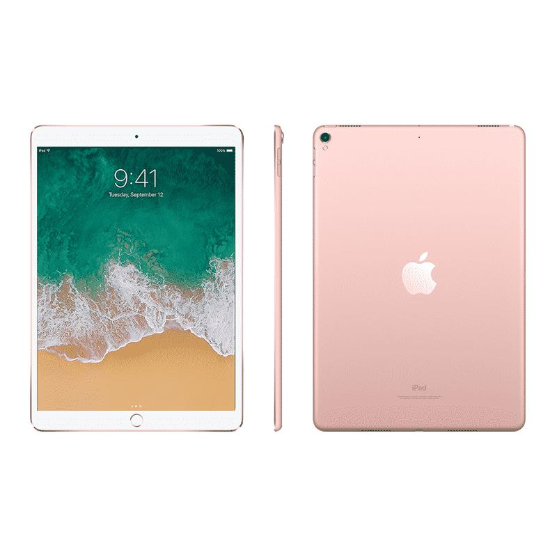 Apple iPad Pro 9,7 Pouces Wi-Fi 64 Go - Or Rose v2 | McPrice Paris Trocadéro