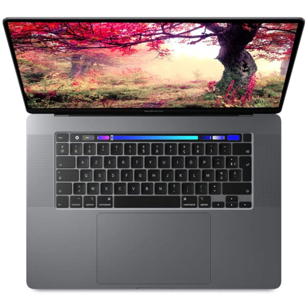 Apple MacBook Pro 16 Pouces Reconditionné 2.3 GHz 8 Cœurs i9 16Go 1To SSD AMD Radeon Pro 4Go - Gris Sidéral | McPrice Paris Trocadéro