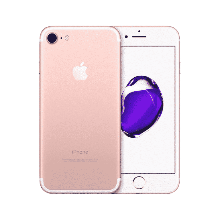 Apple iPhone 7 128 Go Rose- Reconditionné à Neuf Garantie 1 an en Stock   Trocadéro Paris