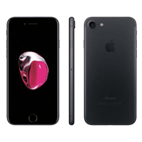 Apple iPhone 7 128 Go Noir - Reconditionné à Neuf Garantie 1 an en Stock | Trocadéro Paris v2