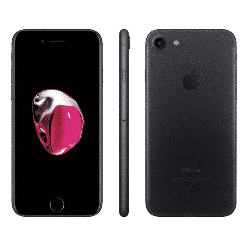 Apple iPhone 7 128 Go Noir - Reconditionné à Neuf Garantie 1 an en Stock   Trocadéro Paris v2