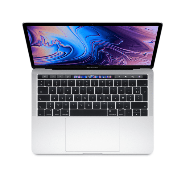 Apple MacBook Pro Silver 2016 à 2019 Retina Touch Bar 13 Pouces McPrice Paris Trocadero v1