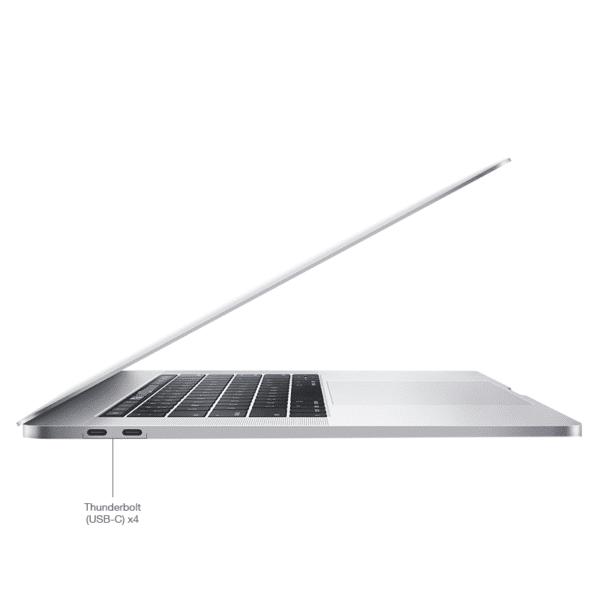 Apple MacBook Pro Silver 2016 à 2019 Retina Touch Bar 15 Pouces McPrice Paris Trocadero v2