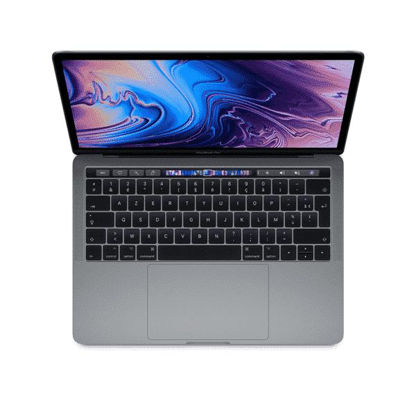 MacBook Pro 13 Pouces Retina TouchBar Gris Sidèral McPrice Trocadero Paris