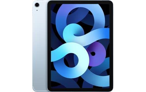 Apple iPad Air (2020) 10,9 pouces 256 Go Wi-Fi + Cellular - Bleu Ciel - Neuf Garantie 1 an en Stock   McPrice Paris Trocadéro