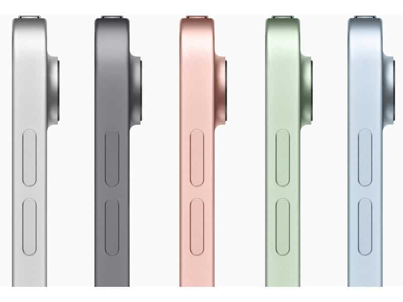 Apple iPad Air (2020) 10,9 pouces 64 Go Wi-Fi - Or Rose - Neuf Garantie 1 an en Stock | McPrice Paris Trocadéro
