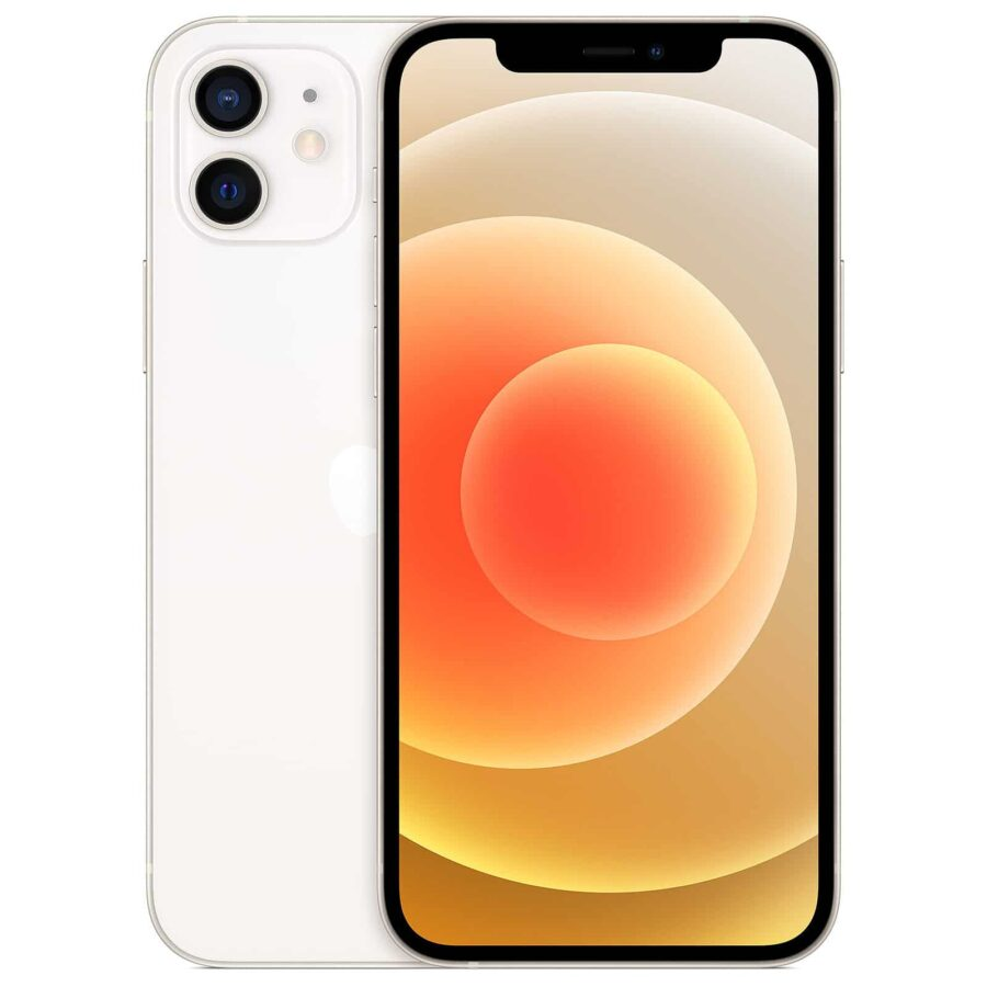 Apple iPhone 12 128 Go Blanc - Neuf Garantie 1 an en Stock | McPrice Paris Trocadéro