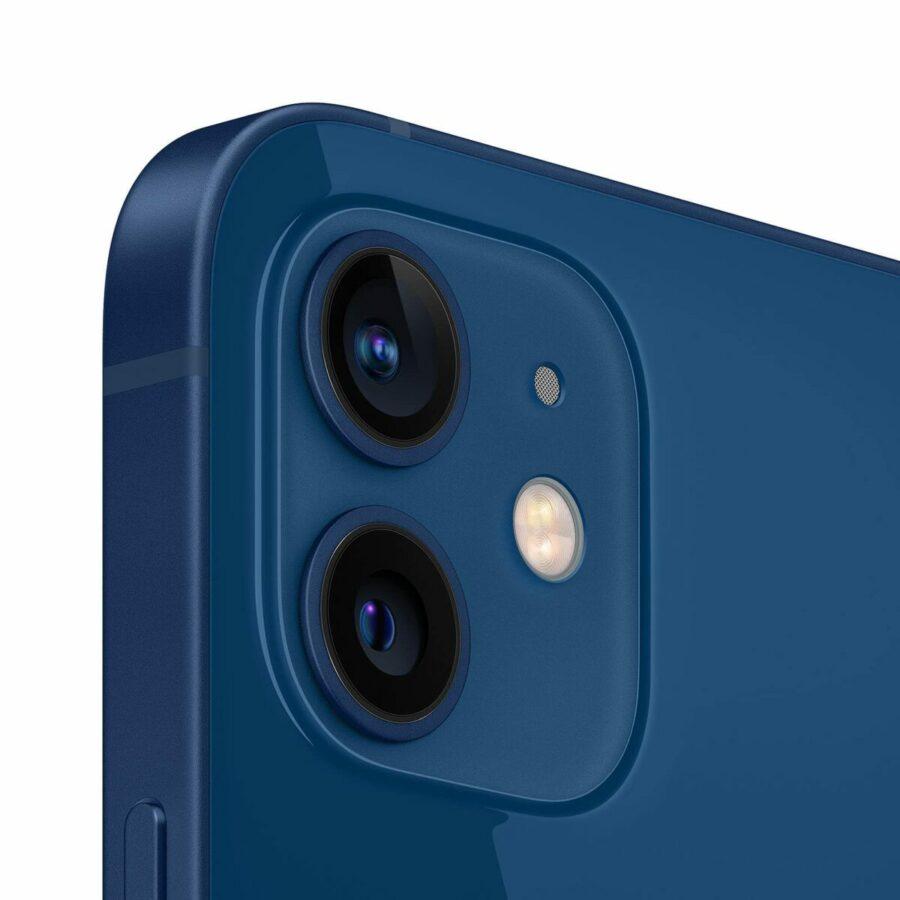 Apple iPhone 12 128 Go Bleu - Neuf Garantie 1 an en Stock | McPrice Paris Trocadéro