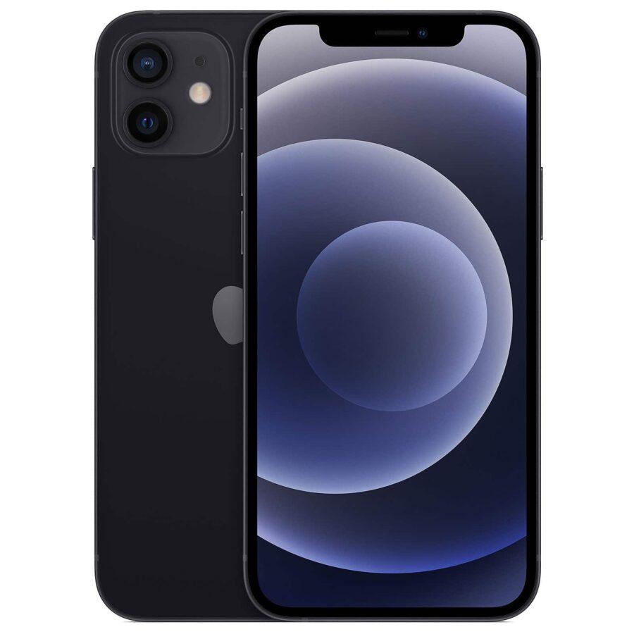 Apple iPhone 12 128 Go Noir - Neuf Garantie 1 an en Stock | McPrice Paris Trocadéro
