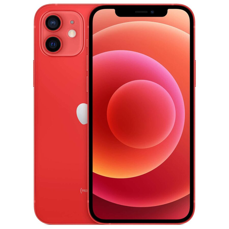 Apple iPhone 12 128 Go (PRODUCT)RED - Neuf Garantie 1 an en Stock | McPrice Paris Trocadéro