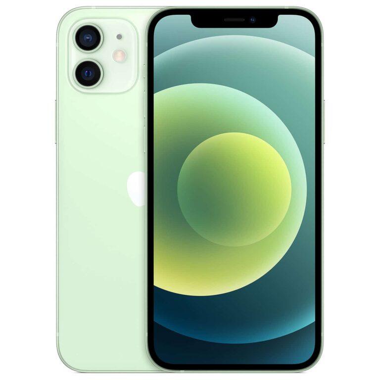 Apple iPhone 12 Mini 256 Go Vert - Neuf Garantie 1 an en Stock |McPrice Paris Trocadéro