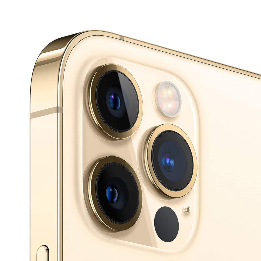 Apple iPhone 12 Pro 128 Go - Or - Neuf Garantie 1 an en Stock |McPrice Paris Trocadéro