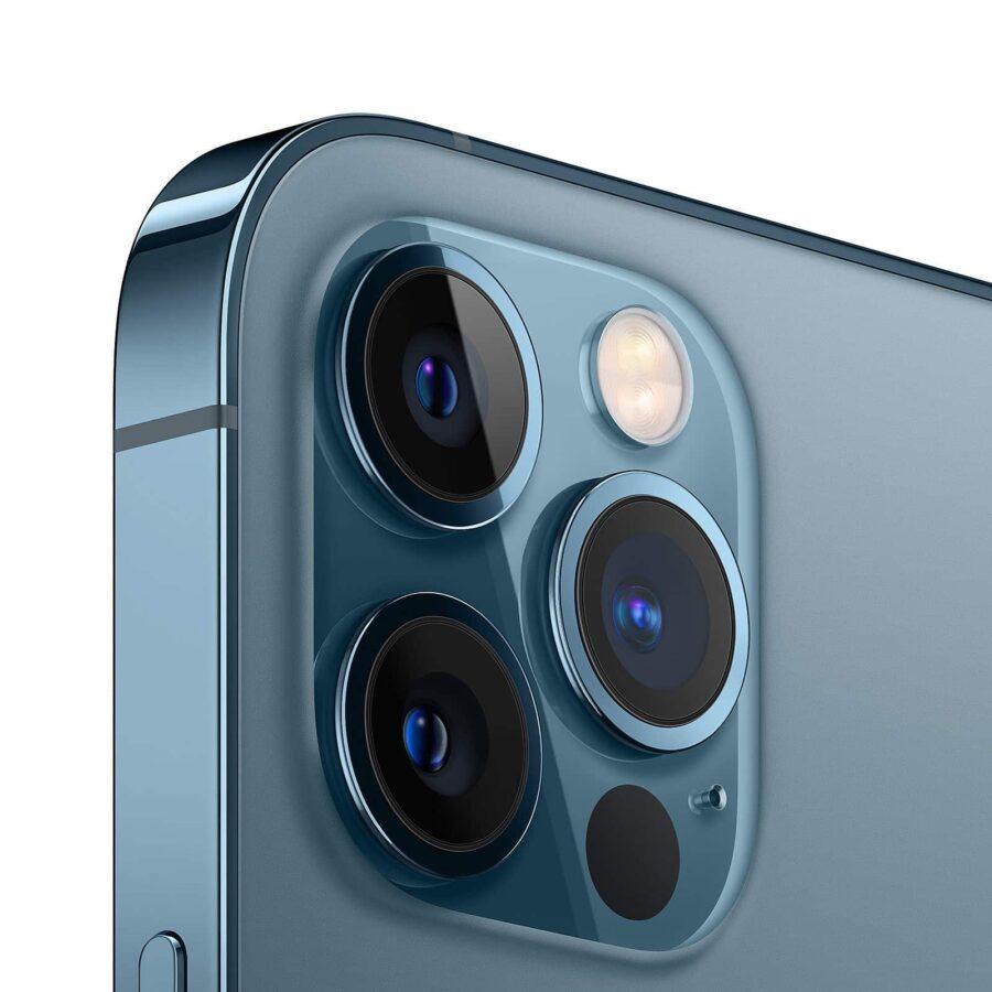 Apple iPhone 12 Pro 256 Go - Bleu Pacifique - Neuf Garantie 1 an en Stock   McPrice Paris Trocadéro