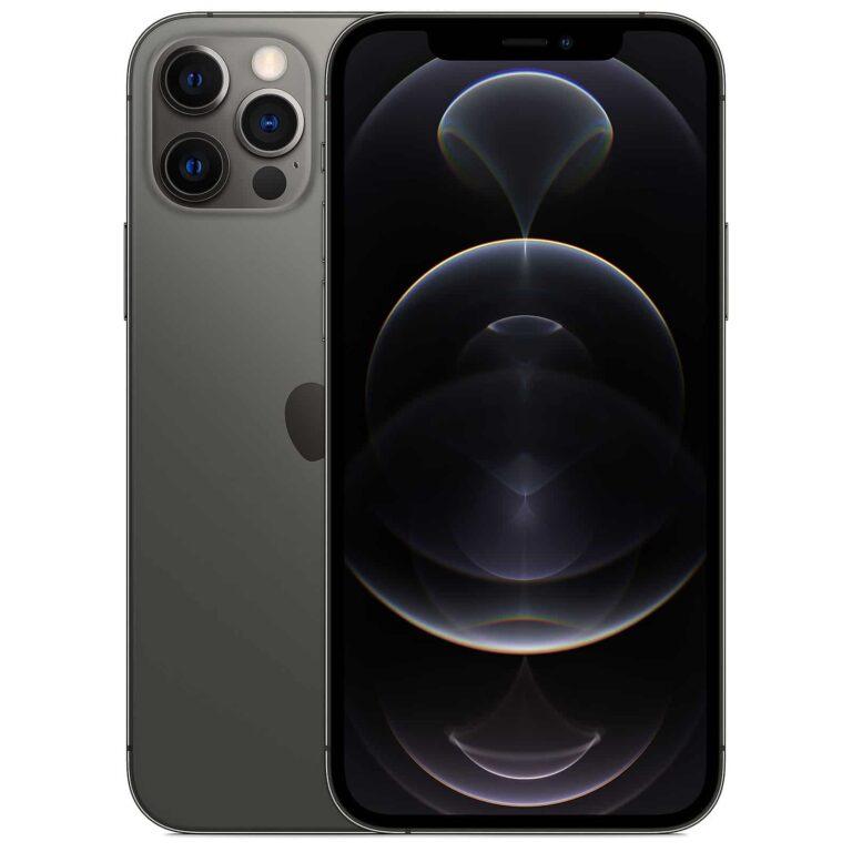 Apple iPhone 12 Pro Max 128 Go - Graphite - Neuf Garantie 1 an En Stock | McPrice Paris Trocadéro