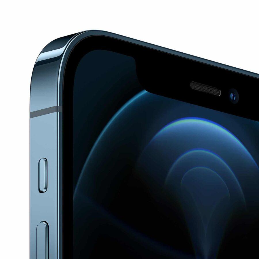 Apple iPhone 12 Pro Max 128 Go - Bleu Pacifique - Neuf Garantie 1 an en Stock |McPrice Paris Trocadéro