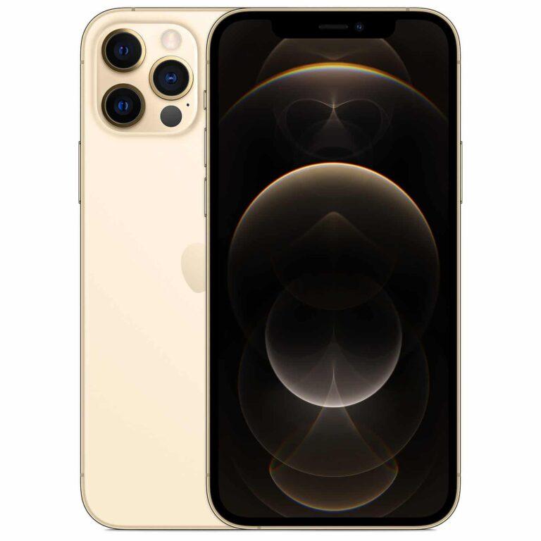 Apple iPhone 12 Pro Max 128 Go - Or - Neuf Garantie 1 an en Stock | McPrice Paris Trocadéro