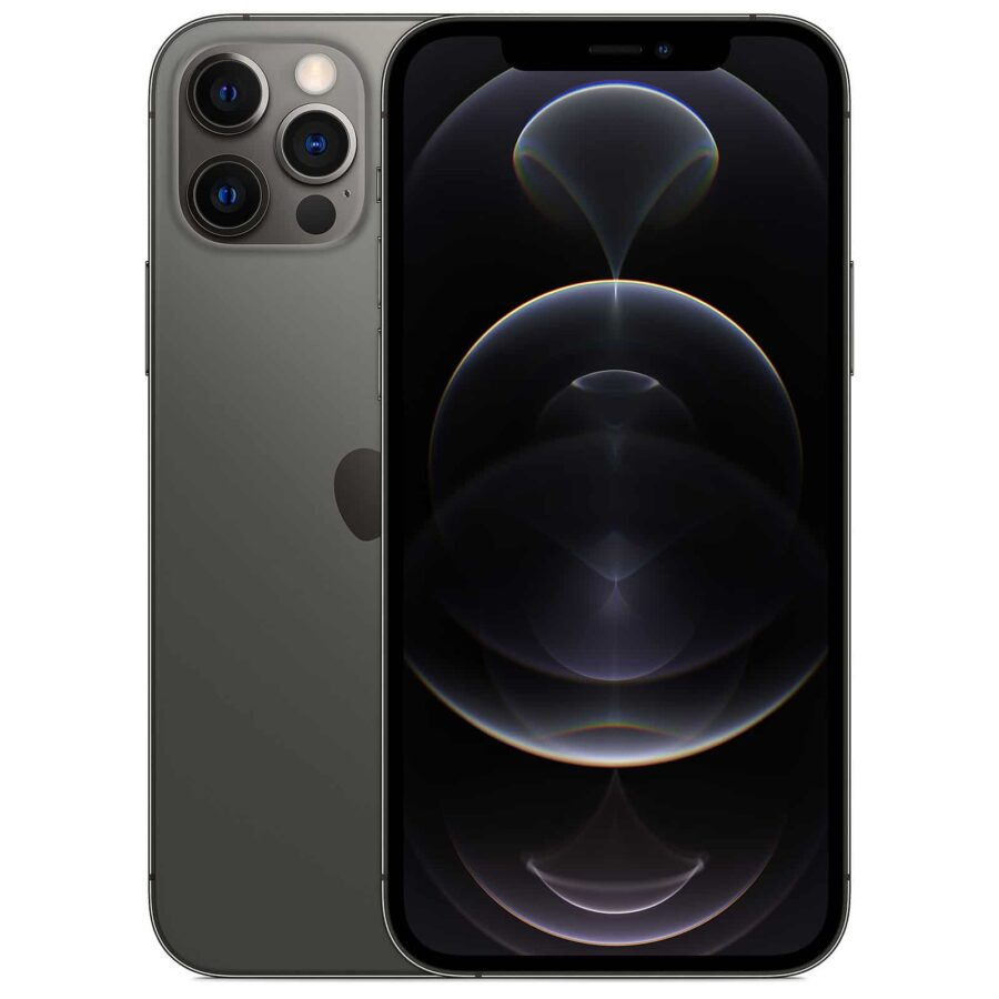 Apple iPhone 12 Pro Max 256 Go - Graphite - Neuf Garantie 1 an en Stock | McPrice Paris Trocadéro