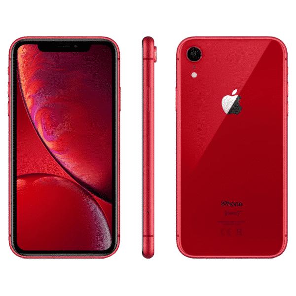 Apple iPhone XR 128 Go Red - Reconditionné Occasion Garantie 1 an en Stock | Trocadéro Paris v2