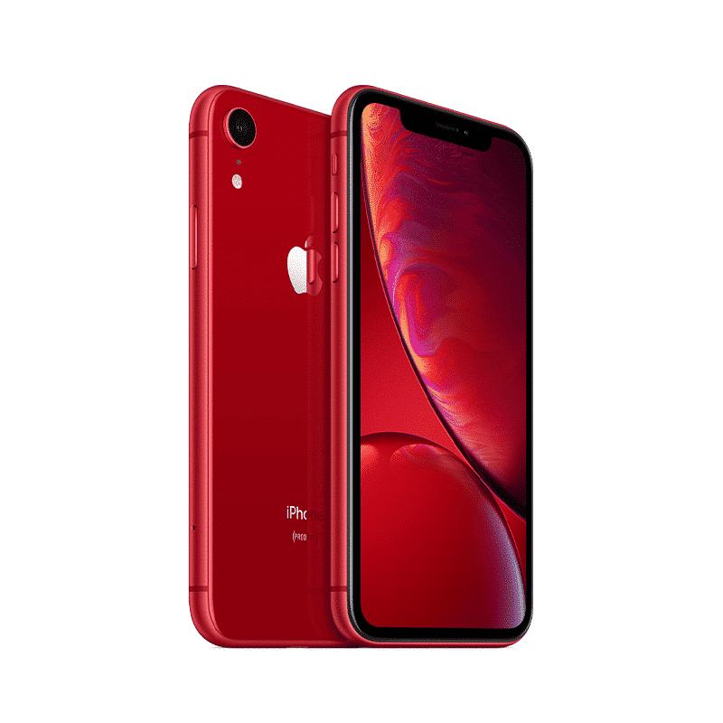 Apple iPhone XR 128 Go Red - Reconditionné Occasion Garantie 1 an en Stock | Trocadéro Paris v3