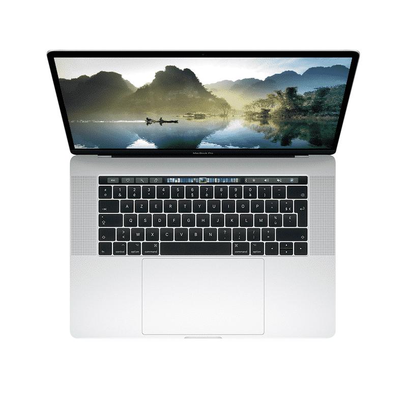 "MacBook Pro 2019 16"" Argent McPrice Trocadero Paris France"