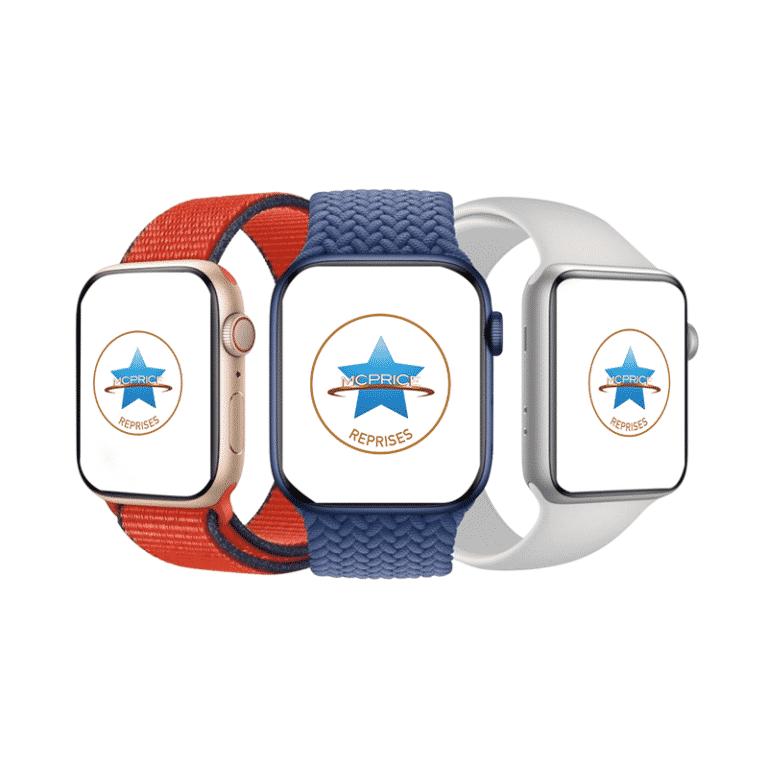 Reprise Apple Watch Serie 6 44mm   McPrice Paris Trocadéro