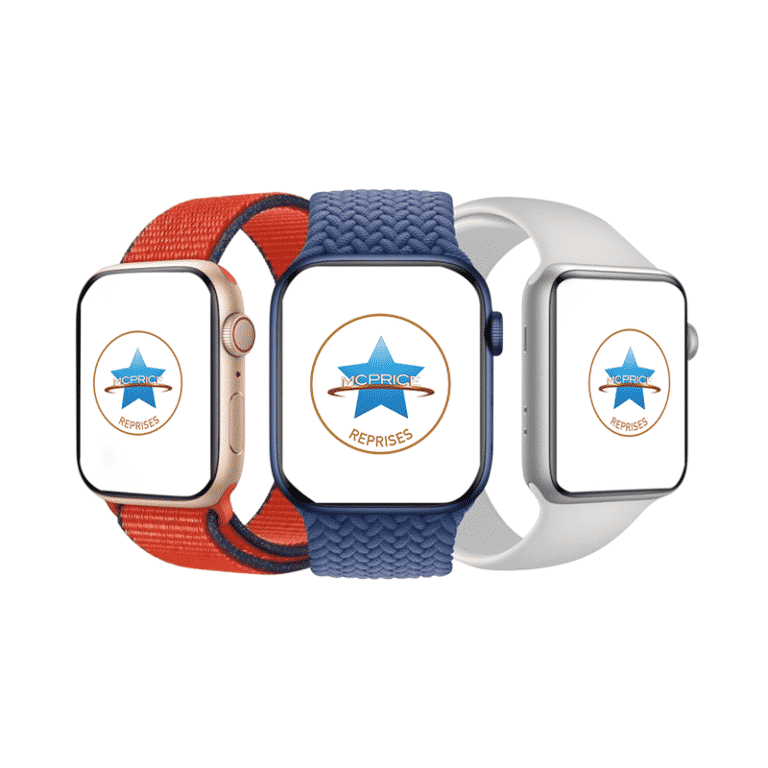 Reprise Apple Watch Series 6 40 mm   McPrice Paris Trocadéro