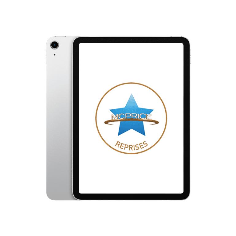 Reprise iPad Air 2020 256 Go Wifi + Cellular Argent   McPrice Paris Trocadéro