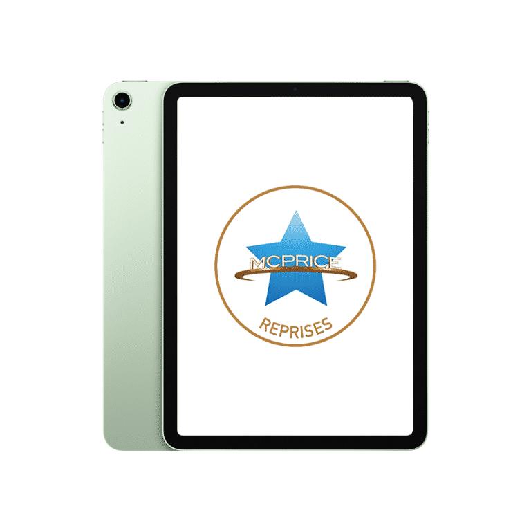 Reprise iPad Air 2020 256 Go Wifi + Cellular Vert   McPrice Paris Trocadéro