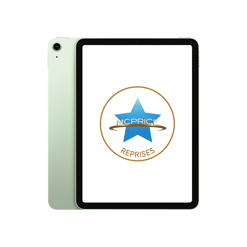 Reprise iPad Air 2020 256 Go Wifi + Cellular Vert | McPrice Paris Trocadéro