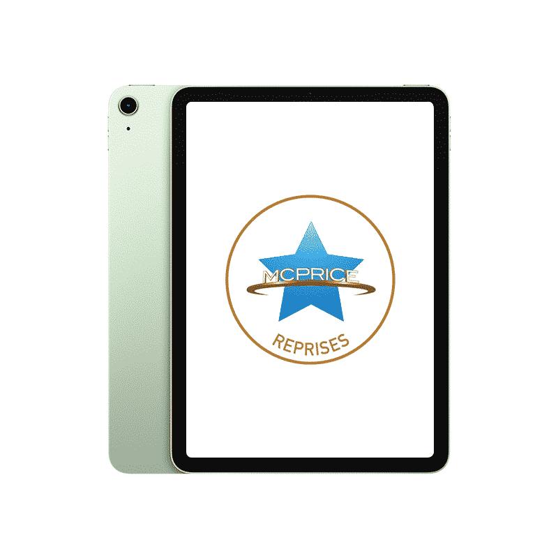 Reprise iPad Air 2020 64 Go Wifi + Cellular Vert | McPrice Paris Trocadéro