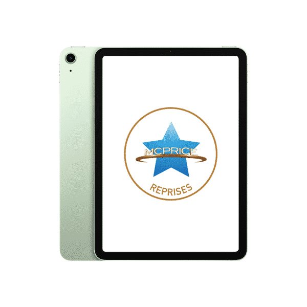 Reprise iPad Air 2020 64 Go Vert | McPrice Paris Trocadéro