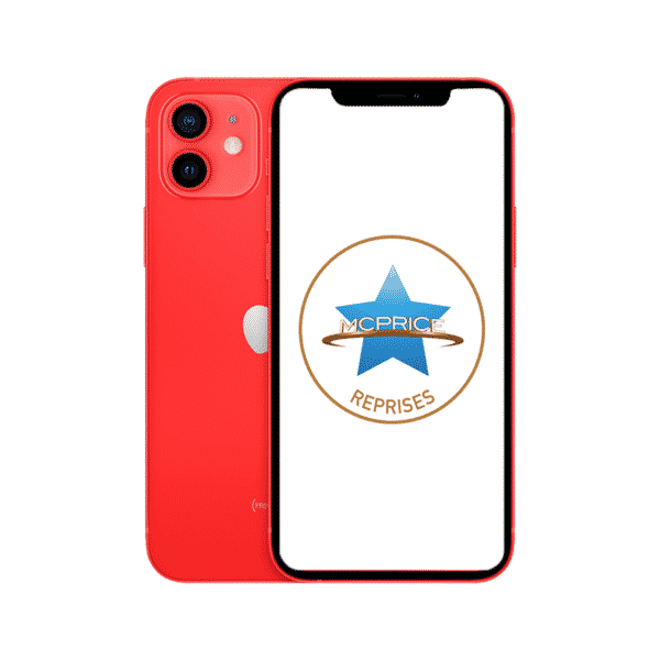 Reprise iPhone 12 128 Go (PRODUCT)RED | McPrice Paris Trocadero