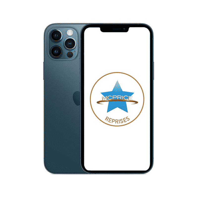 Reprise iPhone 12 Pro 512 Go Bleu Pacifique | McPrice Paris Trocadero