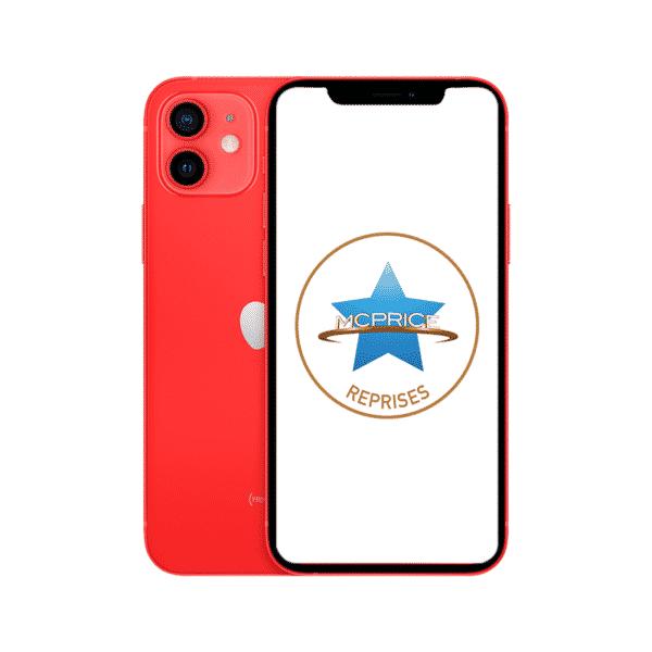 Reprise iPhone 12 64 Go (PRODUCT)RED | McPrice Paris Trocadero