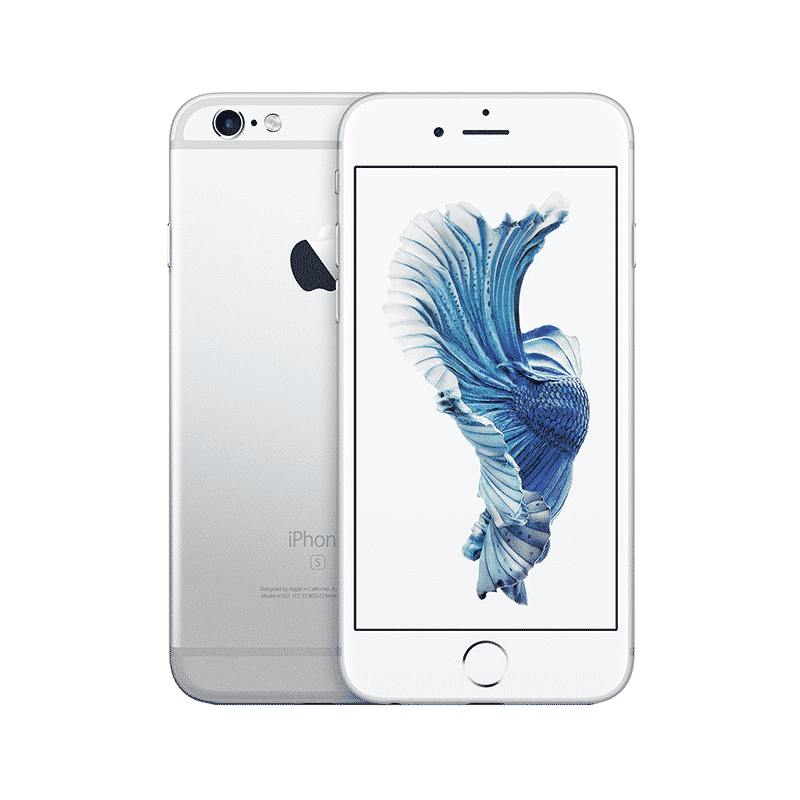 Apple iPhone 6 Plus Silver McPrice Paris Trocadero v2