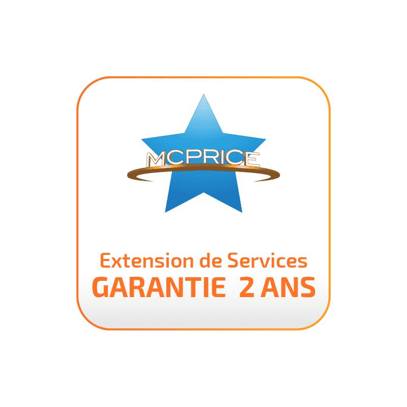 Extension de Garantie 2 ans | McPrice Paris Trocadéro