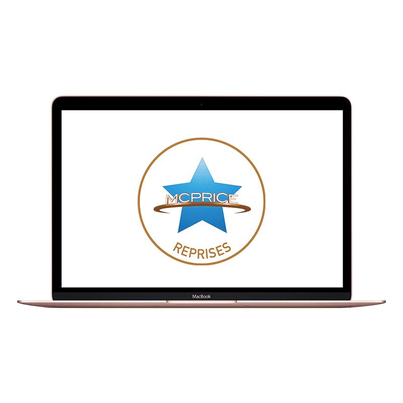 Reprise - Apple MacBook 12 Pouces Retina 1,2GHz/Intel Core m5/8Go/512 Go SSD - Or Rose | McPrice Paris Trocadero