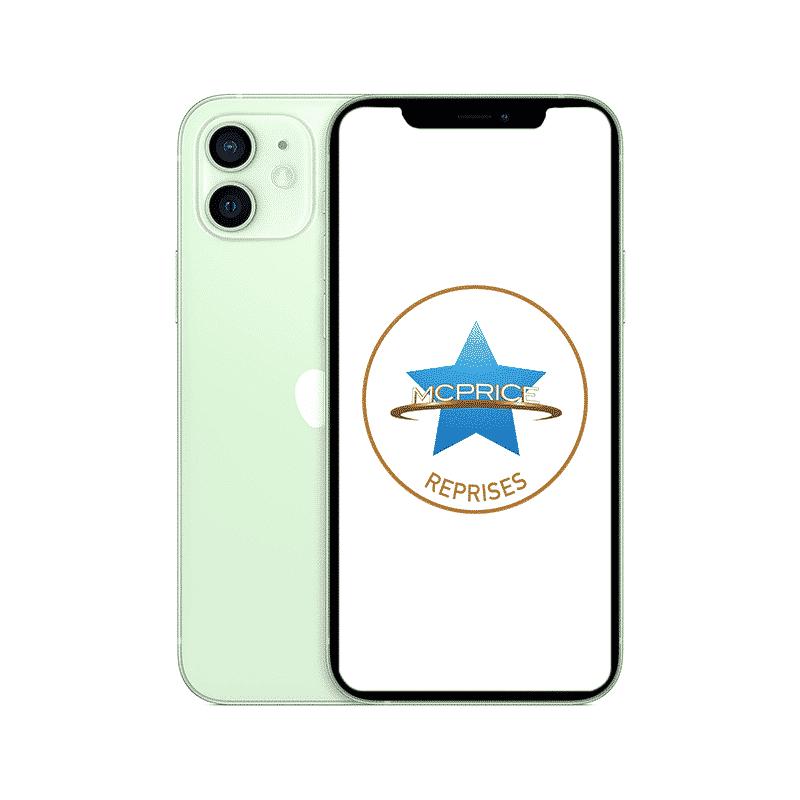 Reprise - Apple iPhone 12 Mini 256 Go (Déverrouillé) - Vert | McPrice Paris Trocadero