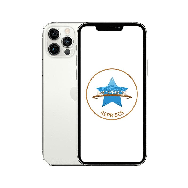 Reprise - Apple iPhone 12 Pro Max 128 Go (Déverrouillé) - Argent | McPrice Paris Trocadero