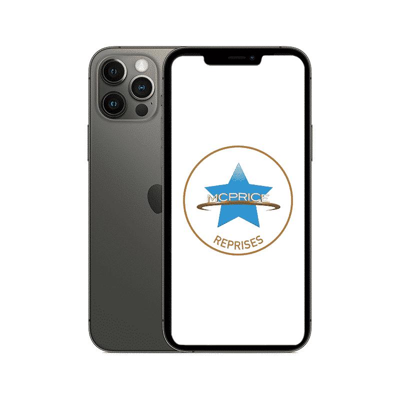 Reprise - Apple iPhone 12 Pro Max 128 Go (Déverrouillé) - Graphite   McPrice Paris Trocadero